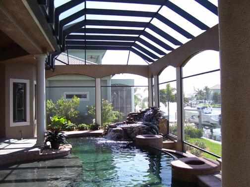 Pool Enclosures Screen Rooms Condo Panels Freedom